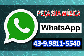 WhatsApp Rádio Alternativa 43-99875-2022
